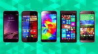 На мировом рынке смартфонов лидируют Samsung, Apple и Lenovo