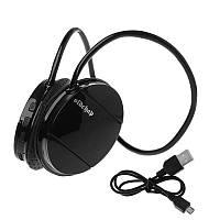 Наушники Bluetooth беспроводные Q25, ГАРНИТУРА+MP3+FM,