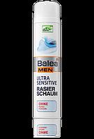 Balea MEN пена для бритья очень чувствительной кожи ultra sensitive Rasierschaum 300мл
