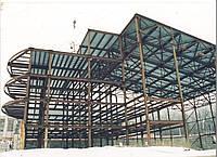 Складские помещения металлические Изготовление и монтаж