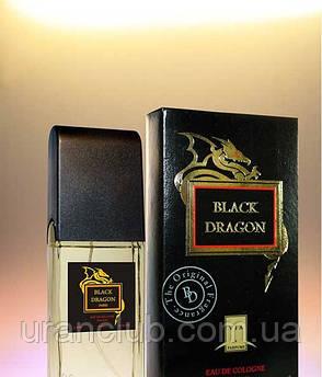 """Одеколон """"Black Dragon"""" 90 мл"""