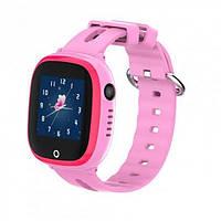 Детские умные часы Smart baby watch DF31g Blue с GPS трекером, IP67 цветной сенсорный экран,камера, фото 6