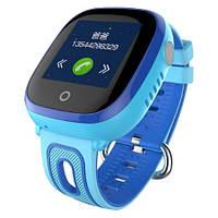 Детские умные часы Smart baby watch DF31g Pink с GPS трекером, IP67 цветной сенсорный экран,камера, фото 6