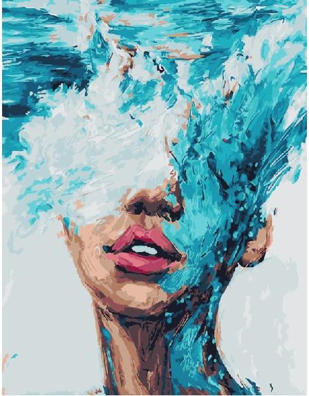 Картина за номерами Океанія GX21530 40х50 см