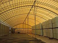 Строительство ангаров накрытий больших размеров