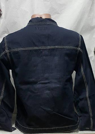 Джинсовый пиджак для мальчиков подростков BALAZI, фото 2