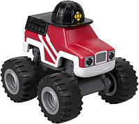 Fisher-Price Вспыш и чудо-машинки пожарный GFD97 Fire Rescue Firefighter Blaze The Monster Machines, фото 1