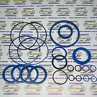 Ремкомплект гидроцилиндра ЦС-125 поворота колёс (ГЦ 125*50) К-701 (с манжетой уплотнения шарнира подшипника)