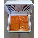 Инкубатор для яиц Рябушка 2 ИБМ 70, механический, аналоговый, тэн, фото 6
