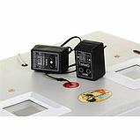 Инкубатор для яиц  Перепёлочка ИБ 170 автоматический переворот, цифровой терморегулятор, фото 5
