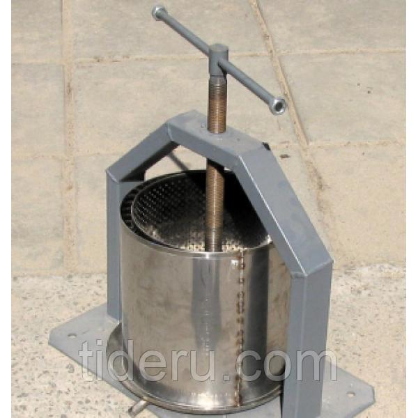 Пресс для сока ручной 15 литров Винница