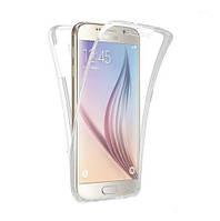Двухсторонний защитный чехол Samsung Galaxy A7/A750 (2018), фото 1