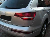 Реснички  на задние фонари Audi Q7