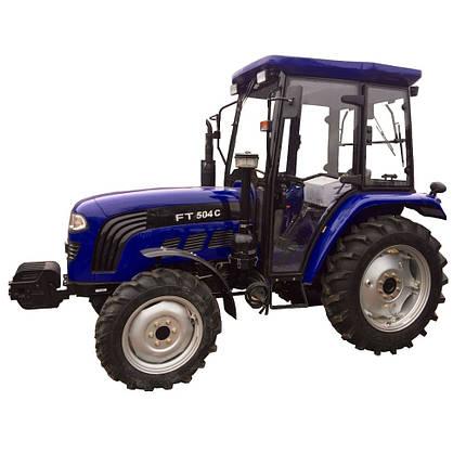 Трактор Foton FT504C, фото 2