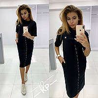 "Стильное платье мини "" Adidas "" Фабрика Моды"