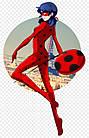 Кукла Miraculous Ladybug Fashion Doll, базовая шарнирная,Ледибаг, фото 4