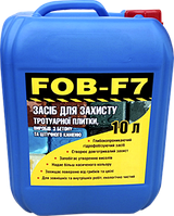 Пропитка гидрофобизатор для бетона и бетонных изделий FOB-F7 - 10л, фото 1