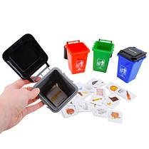 Настольная игра Классификация мусора, Garbage Classification, фото 2