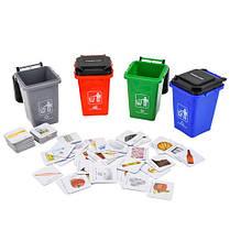 Настольная игра Классификация мусора, Garbage Classification, фото 3