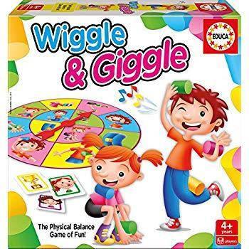 Настольная игра Wiggle & Giggle, фото 2