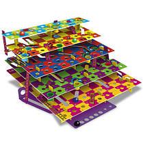 Настольная игра Змеи и лестницы, Multi-Level Snakes & Ladders, фото 3