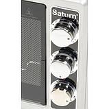 Духовка Saturn ST-EC1074 Grey, фото 3