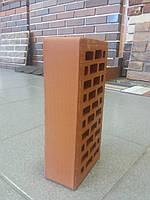 Красно-вишневый облицовочный кирпич СБК, фото 1