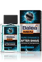 Balea MEN лосьен после бритья pure dynamics After Shave 100мл
