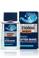 Balea MEN лосьен после бритья fresh After Shave 100мл