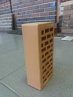 Облицовочный кирпич «Желтый персик» СБК, фото 1