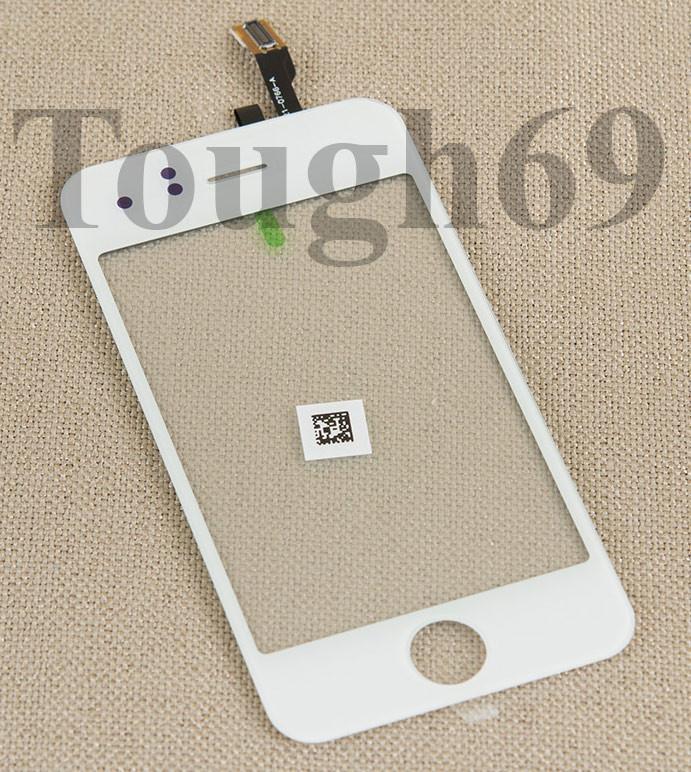Тачскрин touchscreen (Сенсор) iPhone 3g белый.