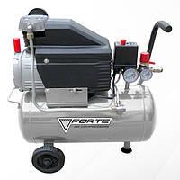 Компрессор Forte FL-2T24 (200 л/мин, 24 л)