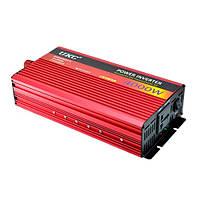Инвертор преобразователь 24 220 UKC AR-4000W