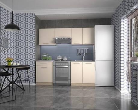 Кухня Marija 200(ваниль-сонома)  (Halmar), фото 2
