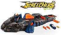 Игровой набор для запуска Дикие Скричеры Огненный дракон Screechers Wild Fossil Fire, фото 1