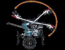 Культиватор бензиновый Konner&Sohnen KS 13HP-1350BG-3 (13 л.с., скорости 3+1, 4.00-8″), фото 3