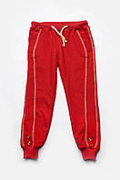 Детские брюки для девочек спортивные на рост 98-128 см (03-00570-2) наличие размеров уточняйте