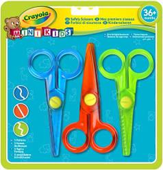 Ножницы для малышей, Mini kids, Crayola