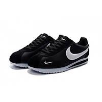 """Кроссовки женские Nike Cortez Classik Black """"Черные"""""""