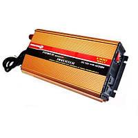 Преобразователь 12 220 с зарядным устройством PowerOne UPS-1300A