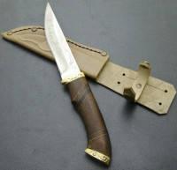 Охотничий нож Тотем Олень с литьём,охотничьи ножи,товары для рыбалки и охоты,оригинал