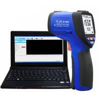 Пирометр-регистратор 50:1 (-50…+1350 С) USB FLUS IR-862U