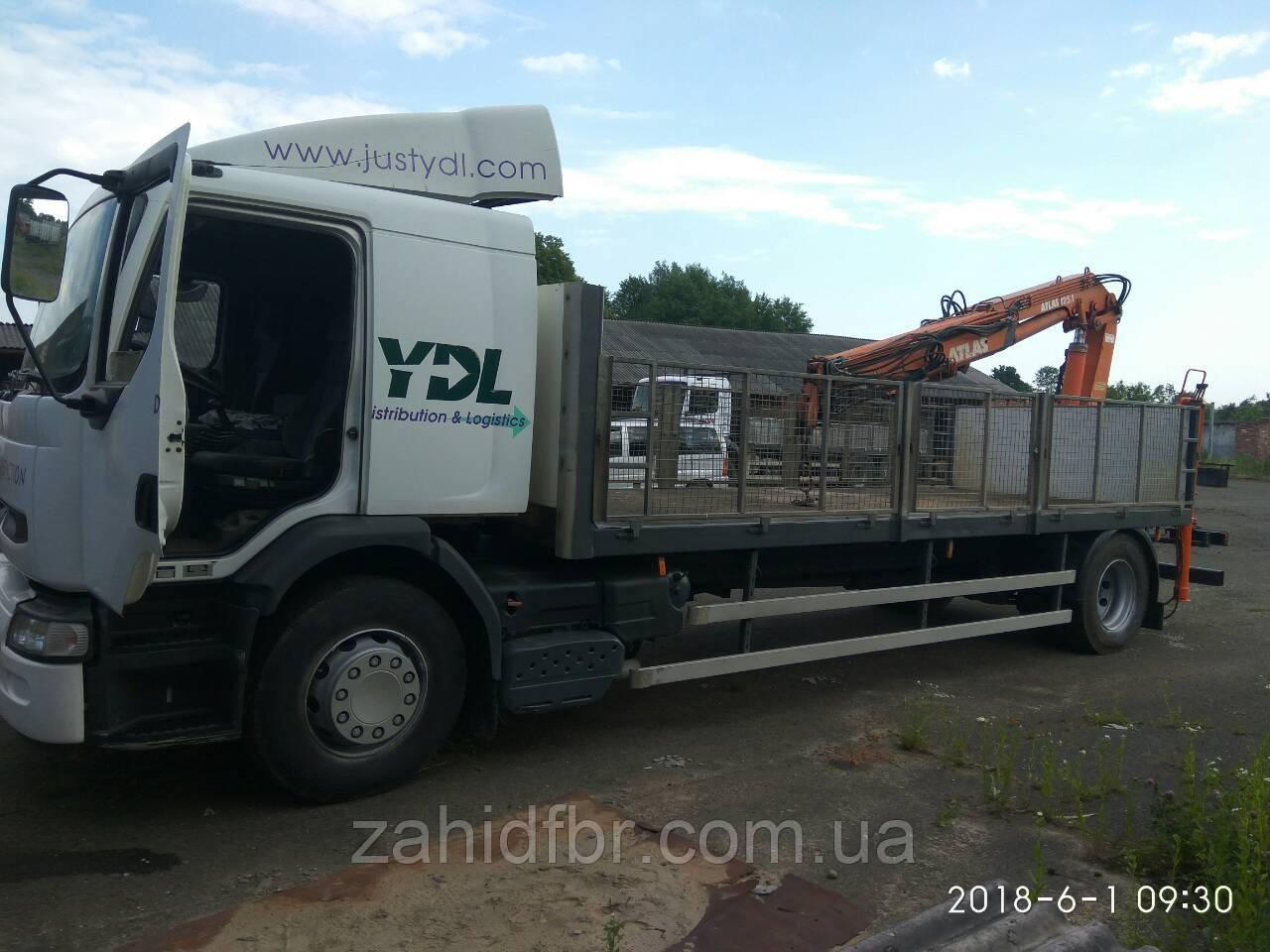 Вантажні перевезення, доставка товарів, матеріалів, обладнання