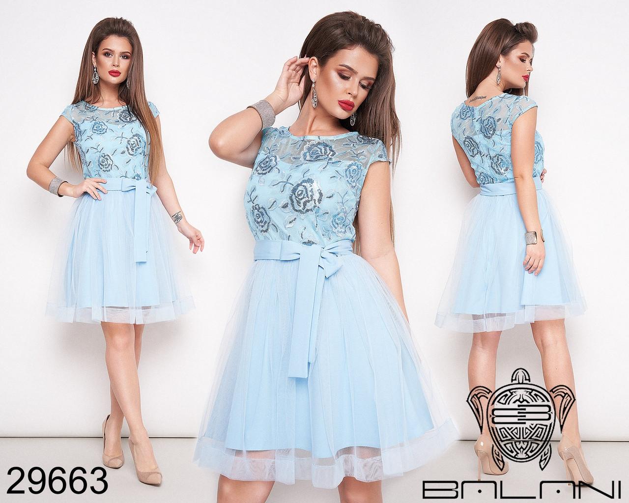 Купить женские короткие платья с вышивкой в интернет магазине