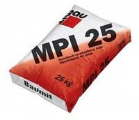 Штукатурная смесь Baumit MPI 25, мешок 25 кг.