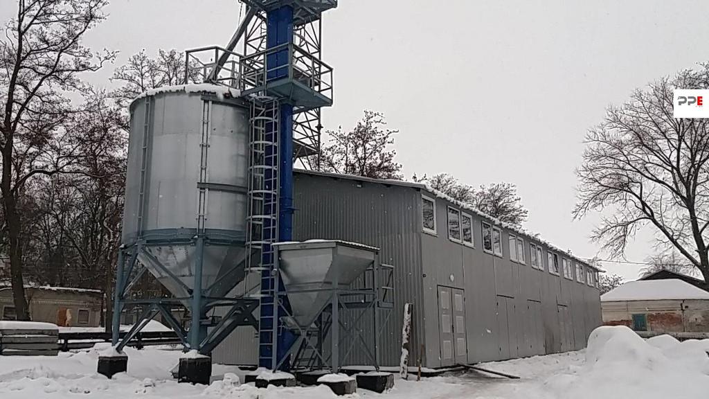 Автоматическая модульная котельная на 6 МВт