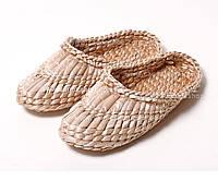Лапти плетеные для бани и сауны