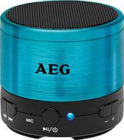 Аудиосистема Bluetooth AEG BSS 4826 синяя