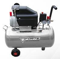 Компрессор Forte FL-2T50 (200 л/мин, 50 л)