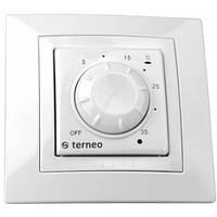 Термостат комнатный terneo rol 16А для конвекторов и панелей. Терморегулятор.